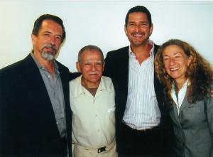 Juan Jose, Fermin Oscar and Jan
